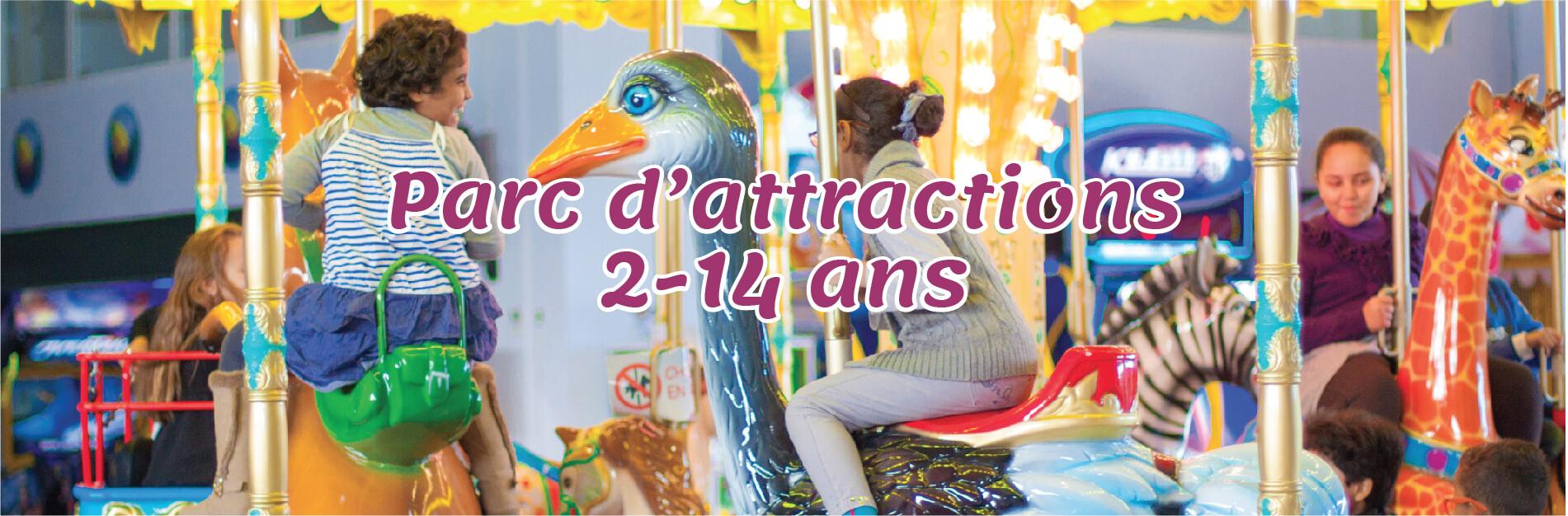 Yasmine Fun Park | Parc de jeux | Casablanca